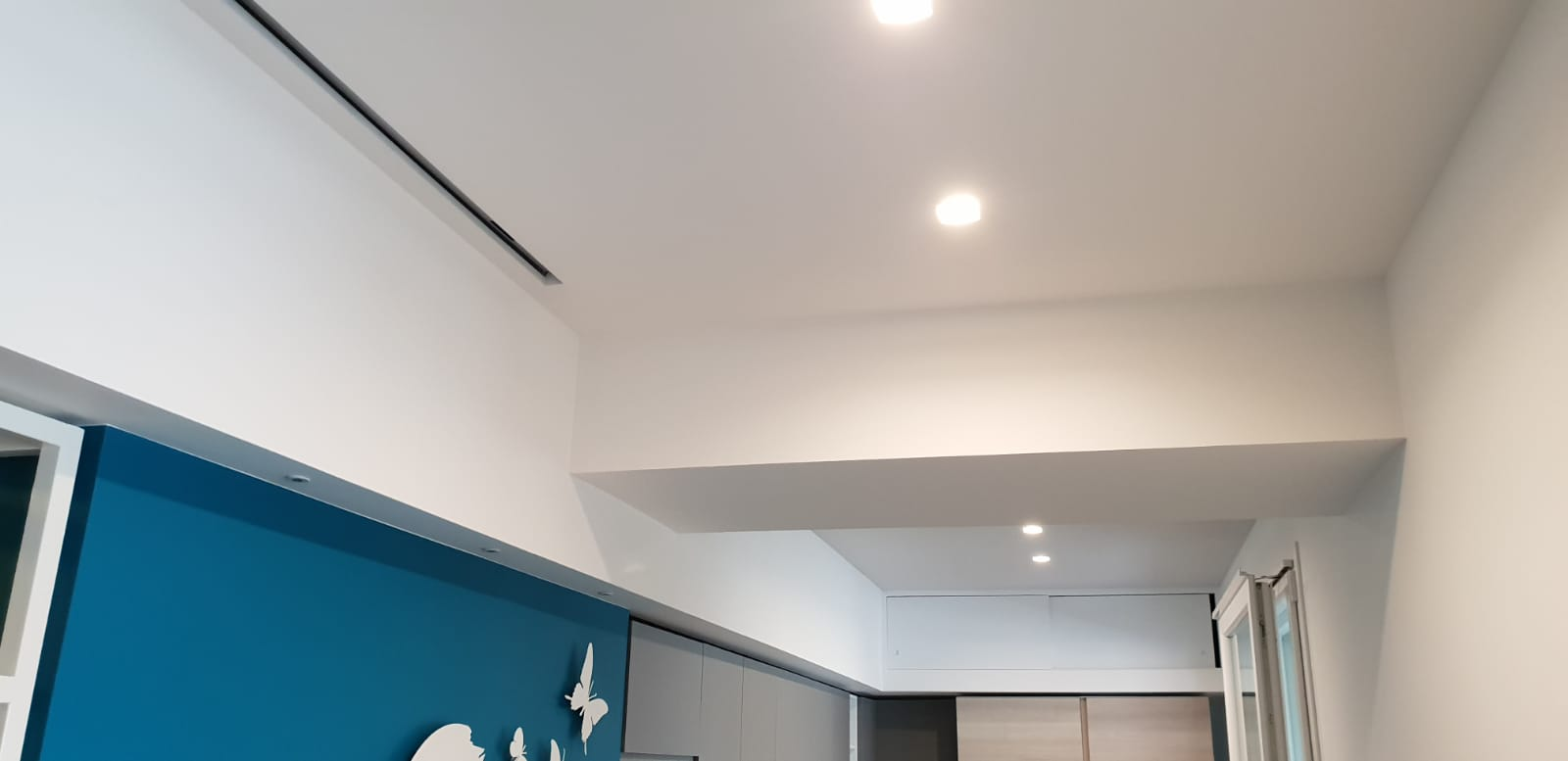 Soffitto In Cartongesso Design Moderno