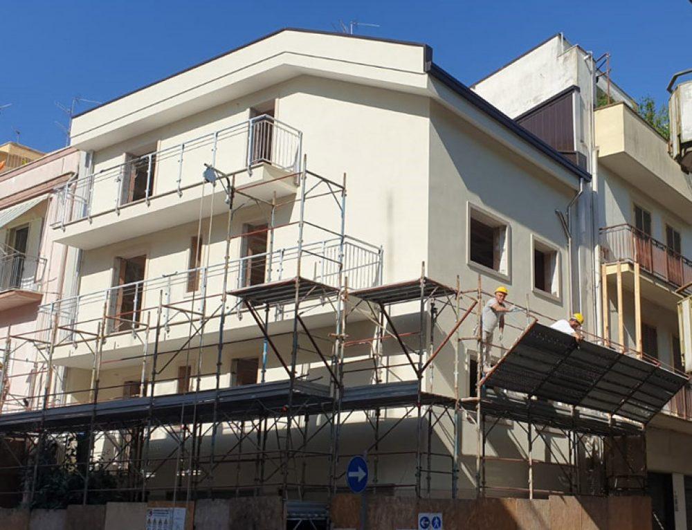 Completamento Edificio Residenziale